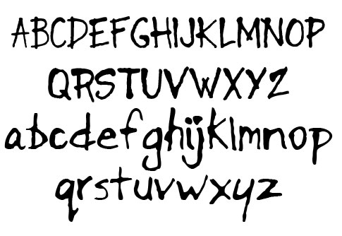 23rd Street Font